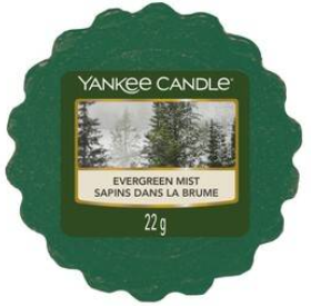 Yankee Candle - Wosk Evergreen Mist - 22g