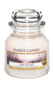 Yankee Candle - Mały słoik Lake Sunset - 104g
