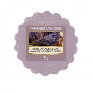 Yankee Candle - Wosk Dried Lavender & Oak - 22g