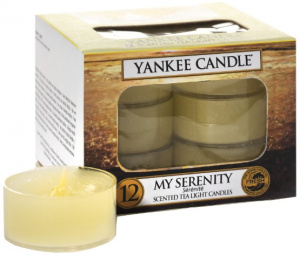 Yankee Candle - Tealight My Serenity