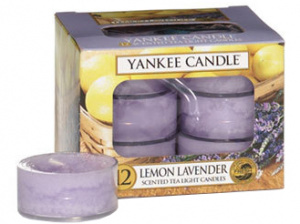 Yankee Candle - Tealight Lemon Lavender