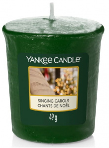 Yankee Candle - Sampler Singing Carols - 49g