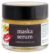 Your Natural Side - Maska Serum całonocna do ust - 15 ml