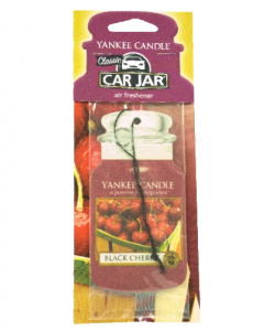 Yankee Candle - Car jar Black Cherry - 1 szt.