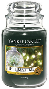 Yankee Candle - Duży słoik The Perfect Tree - 623g