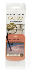 Yankee Candle - Car jar Pink Sands - 1 szt.