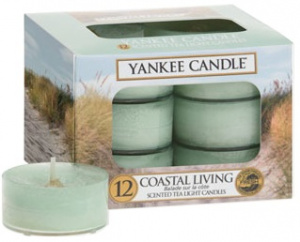 Yankee Candle - Tealight Coastal Living