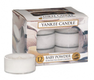 Yankee Candle - Tealight Baby Powder