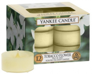 Yankee Candle - Tealight Tobacco Flower