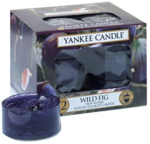 Yankee Candle - Tealight Wild Fig