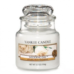 Yankee Candle – Mały słoik Wedding Day – 104g