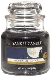 Yankee Candle - Mały słoik Midsummer's Night - 104g