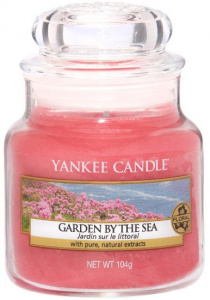 Yankee Candle - Mały słoik Garden by the Sea - 104g