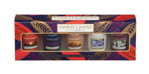 Yankee Candle - Out of Africa - zestaw 5 samplerów