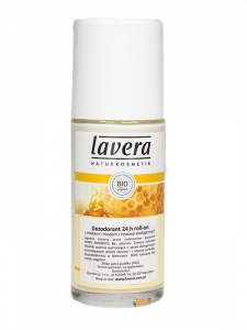 Lavera – Dezodorant roll-on z mlekiem i miodem - 50 ml