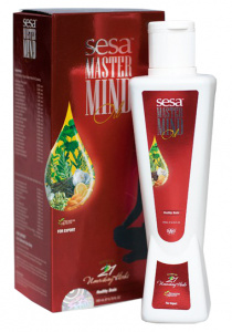 Ban Lab - Olejek do włosów Sesa Master Mind - 200 ml