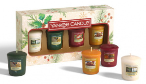 Yankee Candle - Magical Christmas Morning Zestaw 4 samplerów