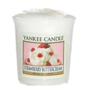 Yankee Candle - Sampler Strawberry Buttercream - 49g