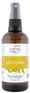Your Natural Side - Woda kwiatowa Champaka - 100 ml