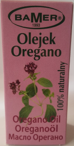 Bamer - Olejek Oregano- 7 ml