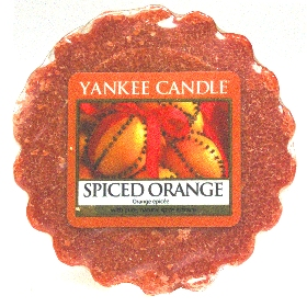 Yankee Candle – Wosk Spiced Orange – 22g
