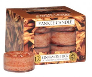 Yankee Candle - Tealight Cinnamon Stick