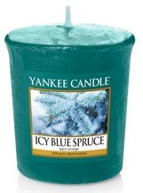 Yankee Candle - Sampler Icy Blue Spruce - 49g