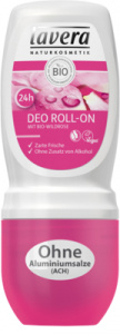 Lavera – Dezodorant roll-on z dziką różą - 50 ml