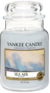 Yankee Candle - Duży słoik Sea Air - 623g
