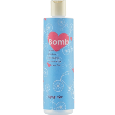 Bomb Cosmetics – Żel pod prysznic Flying High – 300 ml