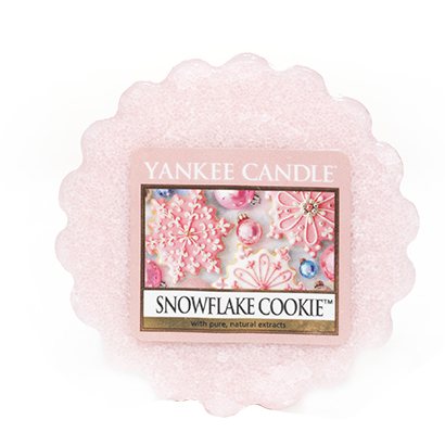 Yankee Candle - Wosk Snowflake Cookie - 22g