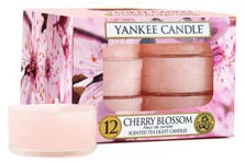 Yankee Candle - Tealight Cherry Blossom