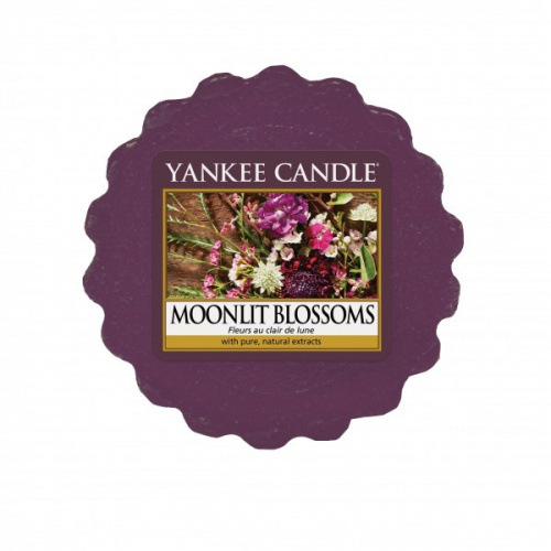 Yankee Candle - Wosk Moonlit Blossoms - 22g