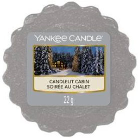 Yankee Candle - Wosk Candlelit Cabin - 22g