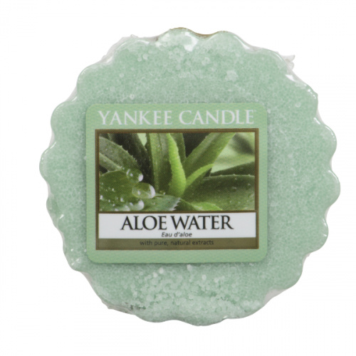 Yankee Candle - Wosk Aloe Water - 22g