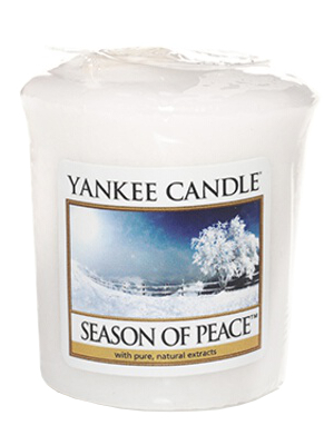 Yankee Candle – Sampler Season of Peace – 49g