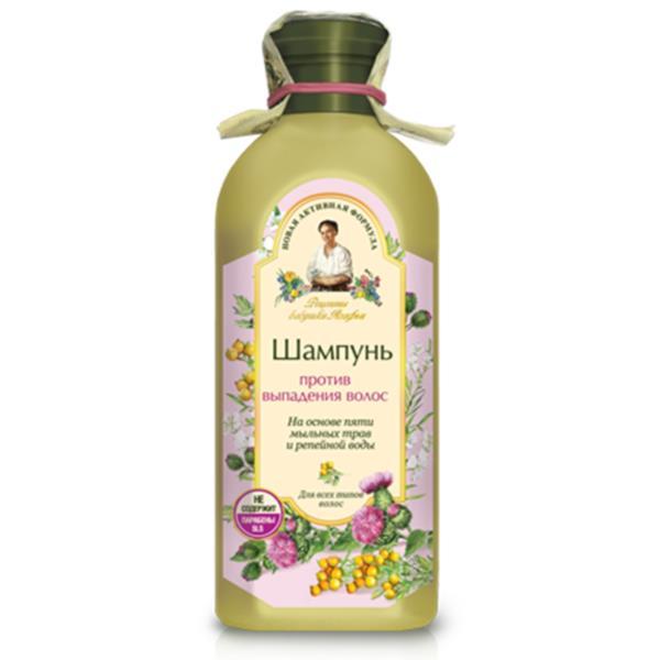 receptury babuszki agafii balsam przeciw wypadaniu włosów